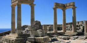 mitologia greca a rodi