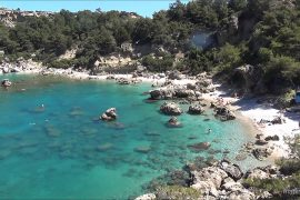 Anthony Quinn Bay: Hollywood in Grecia